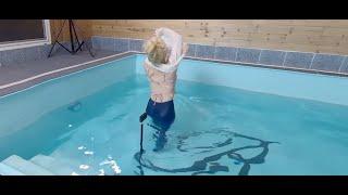 [5G 8K VR] A date with HER C 7 (Let's play in the water. II)