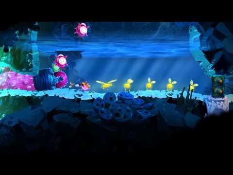 'Gloo Gloo' Musical Level   Rayman Legends [UK]