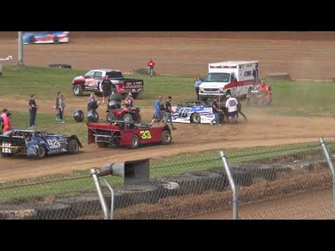 Florence Speedway | 8/25/ 18 | Late Models | Feature