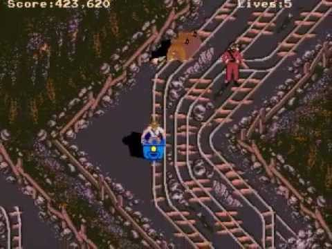 Retro Arcade: Indiana Jones & the Temple of Doom - Completion on Hard (No Continue)