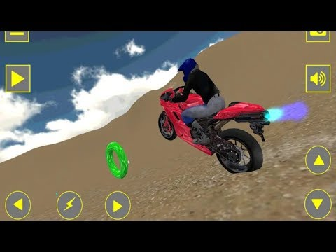 Offroad Motocross Bike 3D Games - Android Gameplay HD #MotorBike Racing Game To Play #Games For Kids