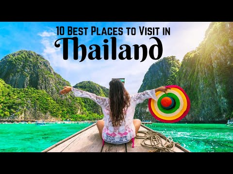 Top 10 Most Beautiful Places in Thailand | Amazing Best Places to Visit | Mk Travel Guide