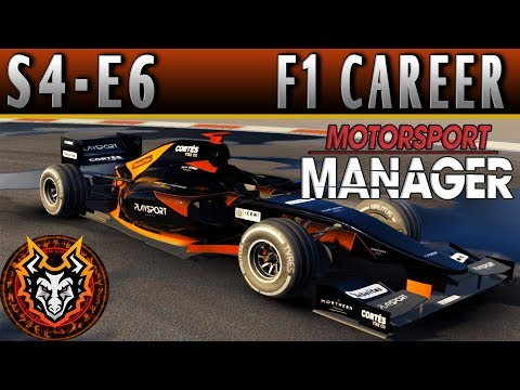 Motorsport Manager F1 Career S4E6 - THE ASIA PACIFIC IS IN REACH!