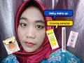 My Daily make up tutorial, Wajah Glowing seharian