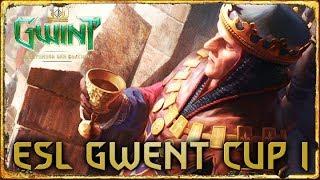 ESL GWENT RESILIENCE CUP #1 RUNDA 1 GWINT