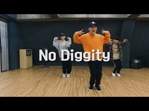 No Diggity Ft. Dr. Dre, Queen Pen - Blackstreet | Yellow D Choreography