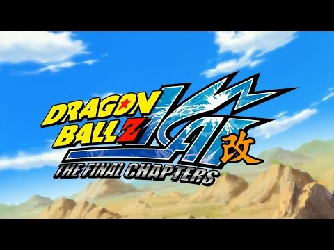 Dragon Ball Z Kai Final Chapters Majin Buu Opening & Ending (Oficial Internacional)