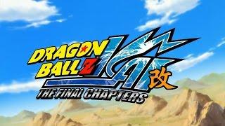 Dragon Ball Z Kai Final Chapters Majin Buu Opening & Ending (official international)
