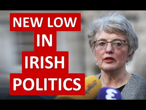 Katherine Zappone caught smiling at dead babies