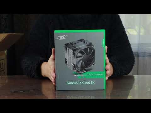 Кулер DeepCool GAMMAXX 400EX