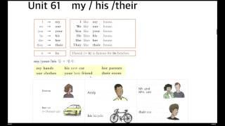 basic grammar in use unit 61