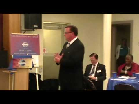 Mount Prospect Toastmasters Club 60th Anniversary Celebration