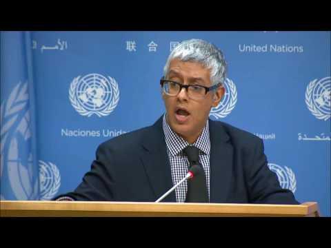ICP Asks UN of W Sahara Staff, Juba Unregistered, Burundi Grave, Han Seung-Soo's on Doosan Board