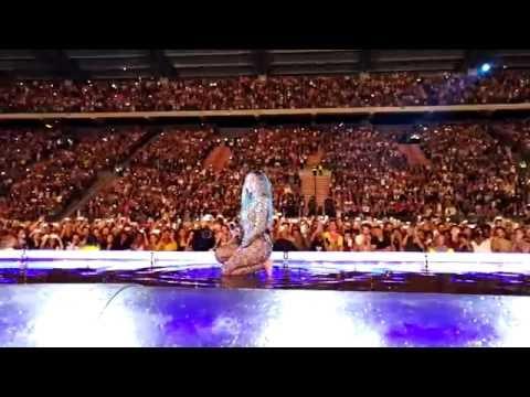 Beyoncé - ''Halo'' (live in Brussels)