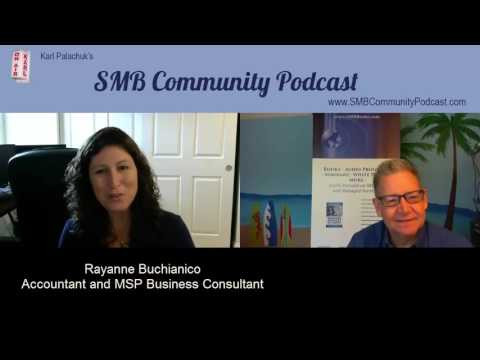 Interview - Rayanne Buchianio Financial Processes That Make All The Difference