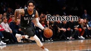 """D'angelo Russell Mix - """"Ransom"""" (WARRIORS HYPE)"""