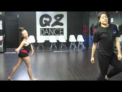 Q2 Dance Tutorial: Jazz Combo