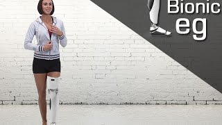 Bionic Leg: Walk The Miracle