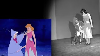 Walt Disney Gives Rare Insight Into Cinderella's Fairy Godmother Makeover