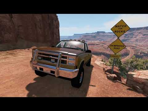 0.18 Offroading - BeamNG Drive