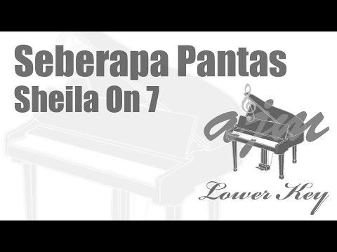 Sheila On 7 - Seberapa Pantas (Lower Key) Karaoke | Ayjeeme Karaoke