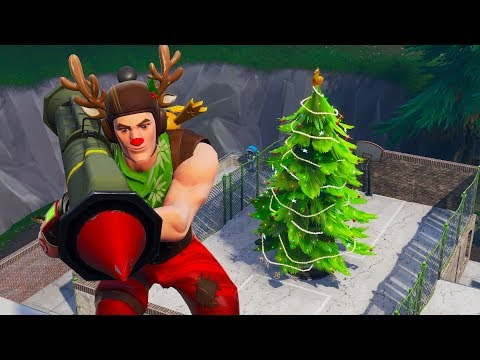 TENGO UN REGALO PARA TI!! - Fortnite Battle Royale