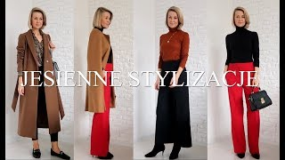 JESIENNE OUTFITY  | Outfits of the Week | Zara H&M