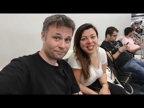 Estamos chegando ao Brasil!