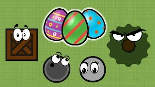 SURVIV.IO EASTER EGG TROLLING!! New Disguised Camo Outfits Destroying Teams! Surviv.io Easter Event