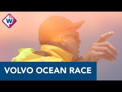 Practice Race Volvo Ocean Race Scheveningen - OMROEP WEST SPORT