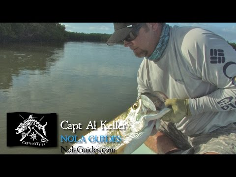 Captains Tales Episode 29 Capt Al Keller-Backwater Tarpon 10,000 Islands