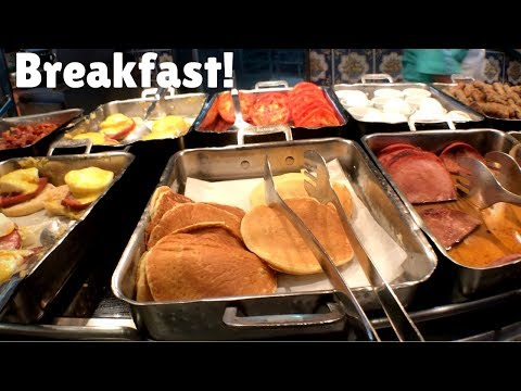 Carnival Cruise Breakfast Food | Carnival Victory 2018