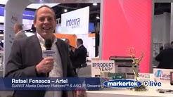 Artel SMART Media Delivery Platform™ & ARQ IP Streaming Systems