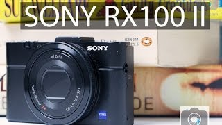 sony Cyber-Shot RX100 II - Обзор Компактной Фотокамеры с Большим Сенсором на Kaddr.com