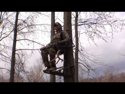 GhostBlind #5 - Invisible Hunting Blind Compared To Tree Stands And Ground Blinds