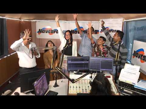 5-6 Masala Mix Live   26/08   #Navtarang #Fiji
