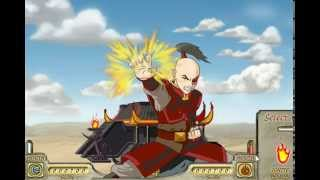 Avatar the last airbender fortress fight 2