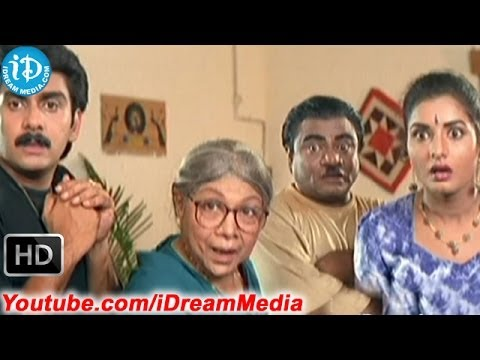 Devi Movie - Bhanuchander, Vanitha Funny Scene