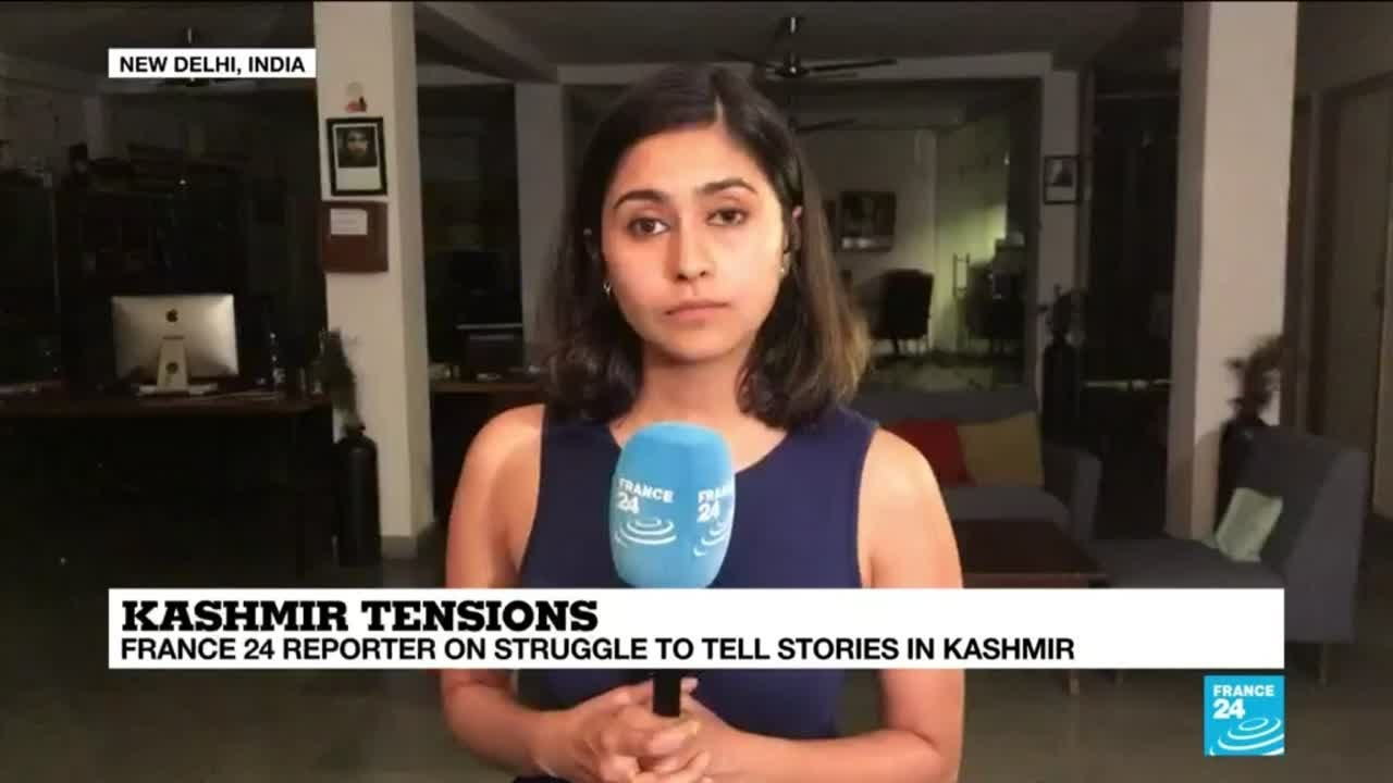 Special Report: France 24's correspondent visits Kashmir amid high tensions