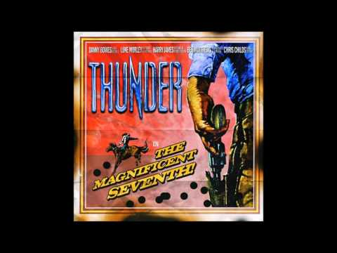 Thunder - The Magnificent Seventh (Full Album)