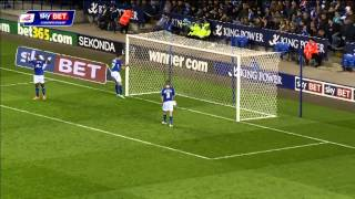 Leicester v Brighton - Championship 13/14 Highlights