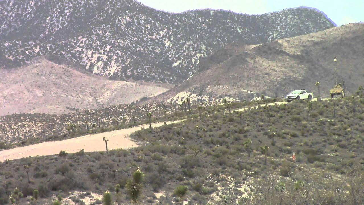 Limites de la Zone 51 Nevada (entrée Groom Lake) véhicule ...