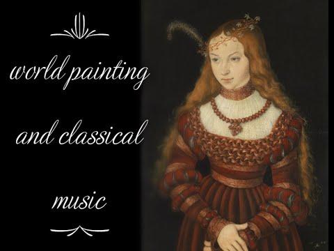 Painting accompanied by classical music No.2 / Живопись в сопровождении классической музыки № 2