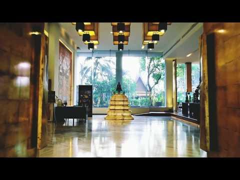 Ramada plaza riverside hotel in Bangkok