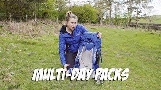 Multi-Day Packs