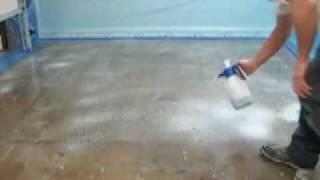 Etch concrete made simple