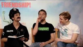 Matthias Schweighöfer & Friedrich Mücke vs Officer Rizzo FRIENDSHIP! Trailer 3 HD