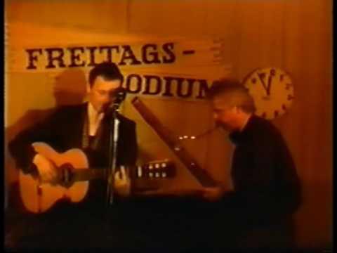 Lieder Café Romanushaus Leipzig 1986