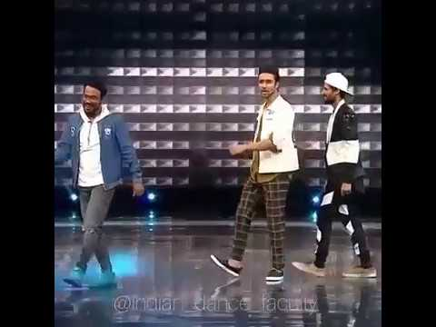Raghav Juyal, Dharmesh Sir SLOW MOTION