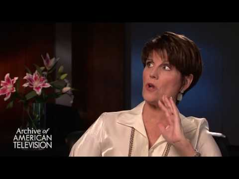 "Lucie Arnaz on working with her mother on ""The Lucy Show"" and ""Here's Lucy"""